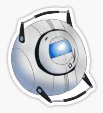 Wheatley - Intelligence Dampening Sphere Sticker