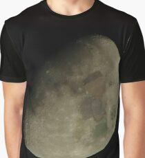 Moon!Cartoon!Fun! Graphic T-Shirt