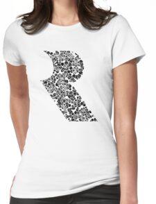 Honeycomb Rareware Womens Fitted T-Shirt