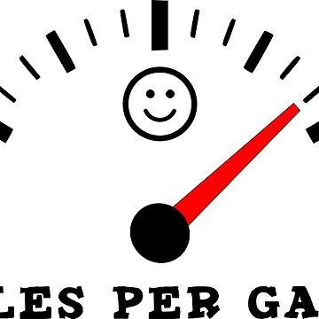 Smiles Per Gallon by JoelAdamo