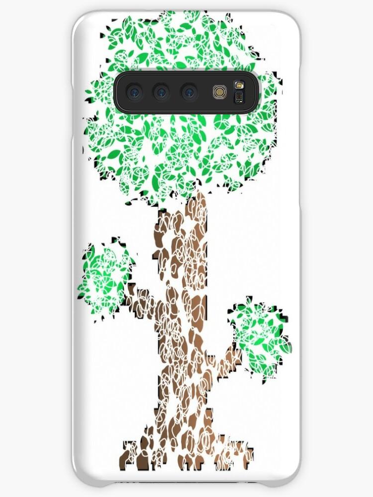 Terraria tree iphone case