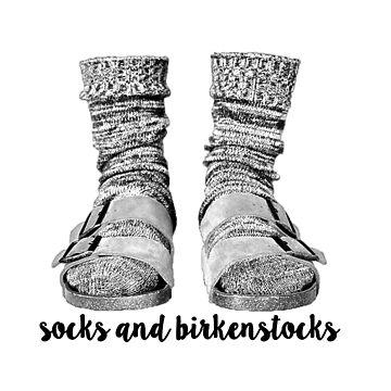 socks & birkenstocks de casmar
