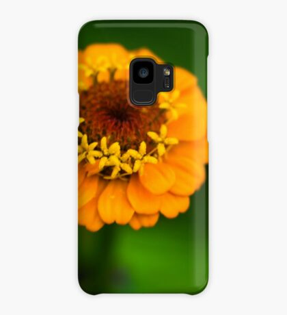 Orange and Green - Beautiful Together Case/Skin for Samsung Galaxy