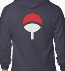 Uchiha Clan Symbol Hood T-Shirt