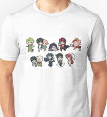 The devil is a part timer chibi Unisex T-Shirt