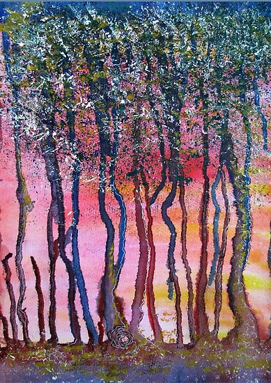Trees are wonderful by Elizabeth Kendall