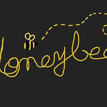 Honeybee by prucanada