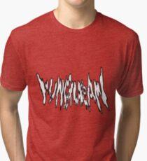 Yung Lean Logo Tri-blend T-Shirt