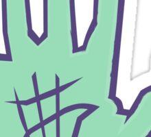 Hand of Glory Sticker Sticker