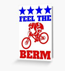 Democrats on Bikes Greeting Card