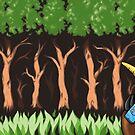 Crypto Trees by RacieB