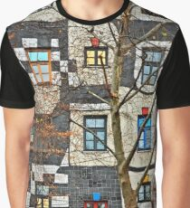 Kunst Haus Wien Graphic T-Shirt