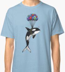 Big Orca, Bigger Dreams Classic T-Shirt