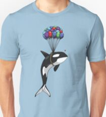 Big Orca, Bigger Dreams T-Shirt