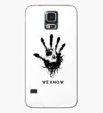 Dark Brotherhood Case/Skin for Samsung Galaxy