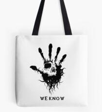 Dark Brotherhood Tote Bag