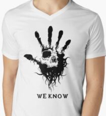 Dark Brotherhood Men's V-Neck T-Shirt