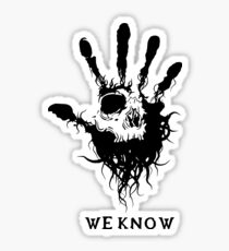 Dark Brotherhood Sticker