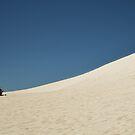 Little Sahara, Kangaroo Island South Australia. by Candy Jubb