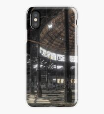 Roundhouse II iPhone Case/Skin