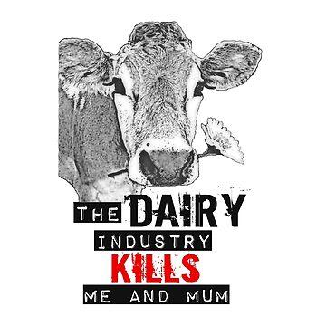 Dairy Calf by VeropRios