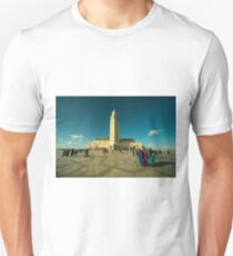Mosque Casablanca  Unisex T-Shirt
