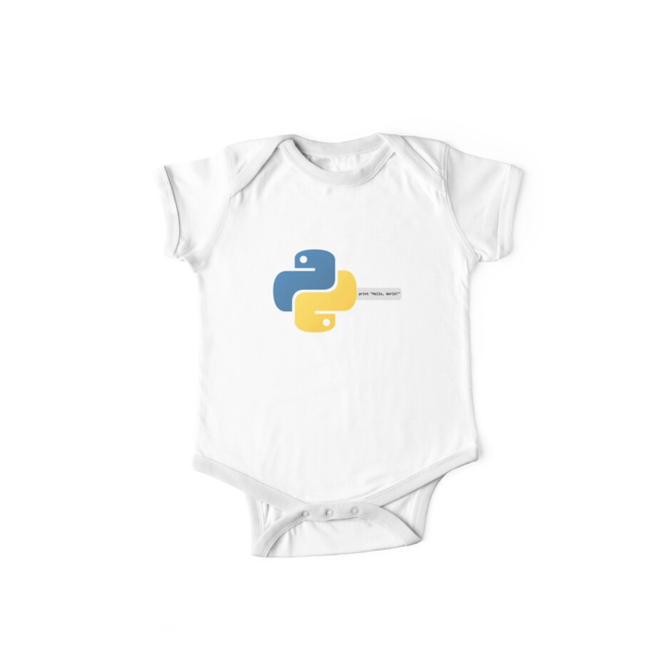Python hello, world! program by xd4rker