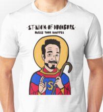 Saint Nick of Duckburg Unisex T-Shirt