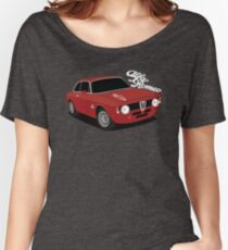 Alfa Romeo Giulia Sprint GTA Women's Relaxed Fit T-Shirt