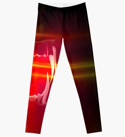 BlackDiamond famous last words - YOU COME ON THE GRILL Leggings