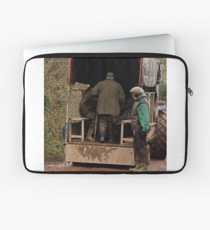 Devon Taxi Laptop Sleeve