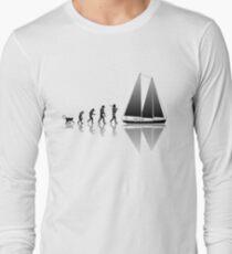 Sailing Evolution Long Sleeve T-Shirt