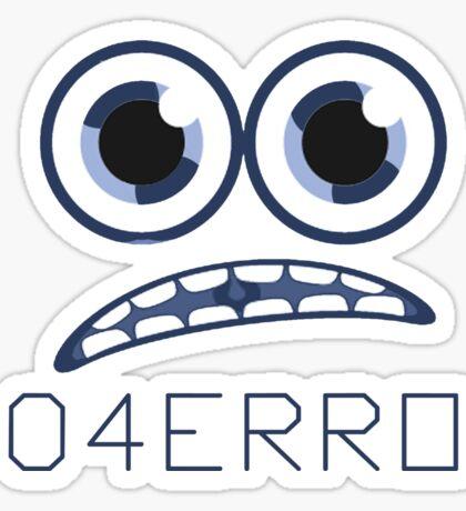 404.error Sticker
