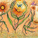 Garden Dance by Catherine  Howell