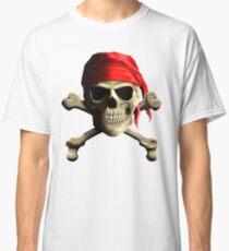 Skull And Crossbones Classic T-Shirt