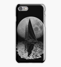 Midnight Sailing iPhone Case/Skin