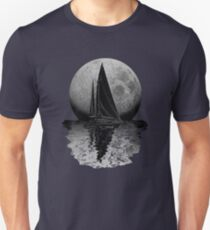 Midnight Sailing Unisex T-Shirt