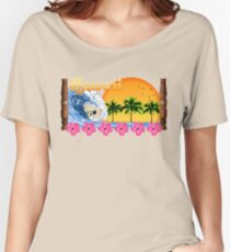 Hawaii Surf Women's Relaxed Fit T-Shirt