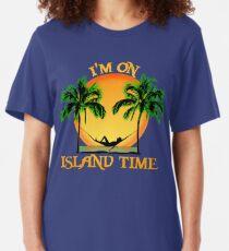 Island Time Slim Fit T-Shirt
