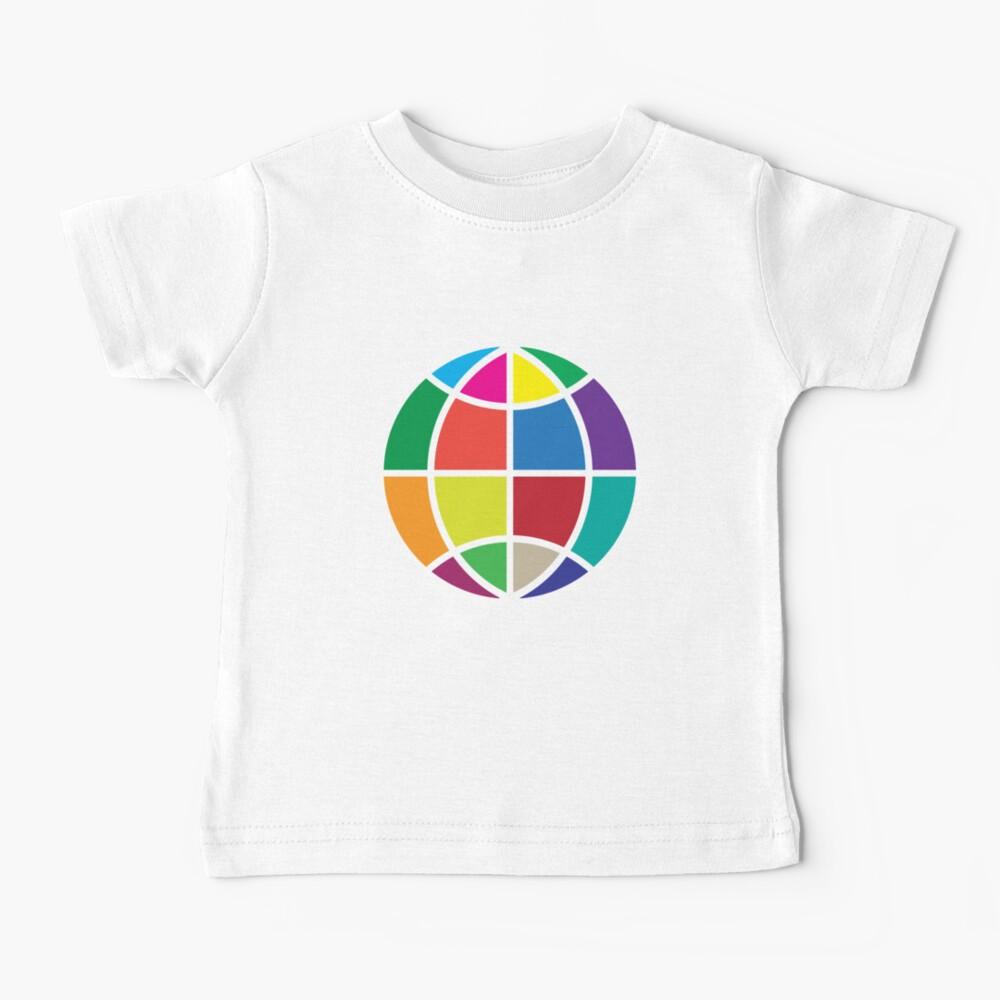 Colors Globe Baby T-Shirt