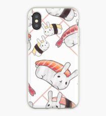 Sushi Bunny iPhone Case
