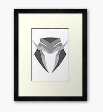 Megatron Framed Print