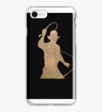 Indiana Jones- Trilogy (Variant two) iPhone Case/Skin