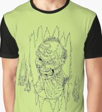 Here Comes The Dead Graphic T-Shirt