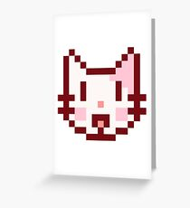 Catface! Greeting Card