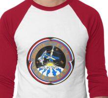 Shuttle–Mir Program Men's Baseball ¾ T-Shirt