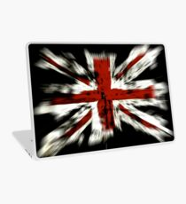 UK Flag England Laptop Skin