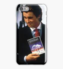 Neon genesis evangelion american psycho iPhone Case/Skin