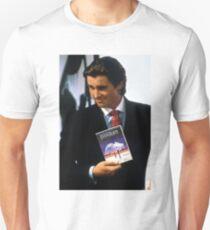 Neon genesis evangelion american psycho Unisex T-Shirt