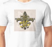 The Musketeers All For One and One For All! Unisex T-Shirt